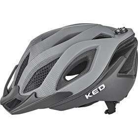 KED Spiri Two Helm, grey/black matte